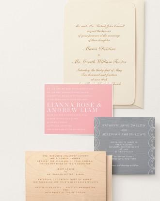 Wedding Invitations The Pixie