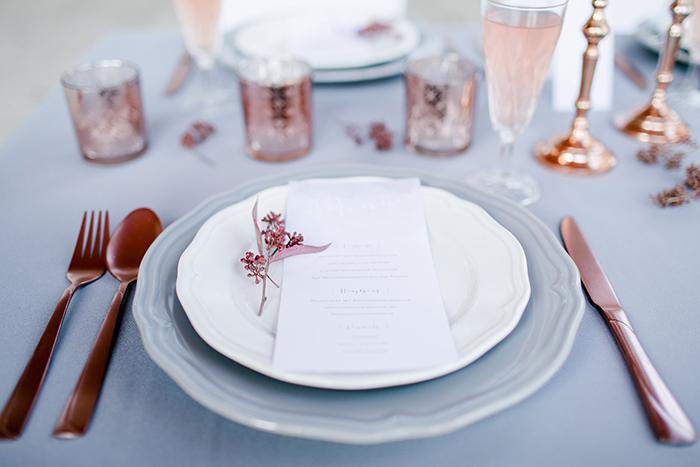 Pantone 2016 inspo wedding
